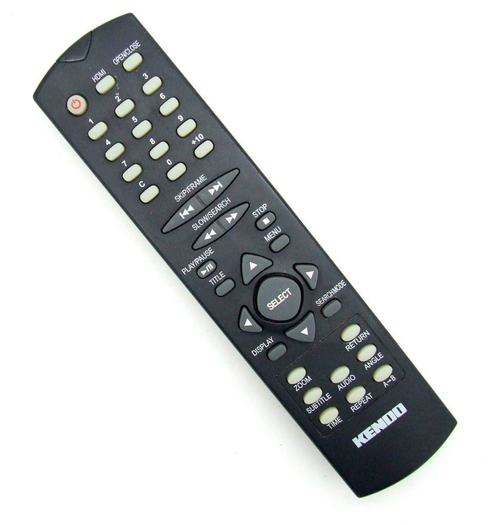 Original Fernbedienung Kendo RC2540 R/C 2540 DVD Pilot