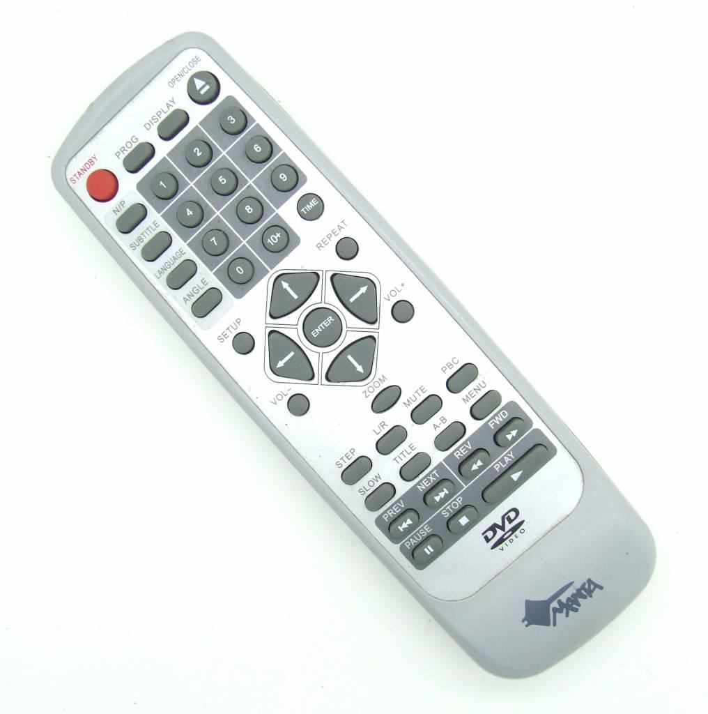 Manta Original remote control Manta DVD-Player Pilot DVD