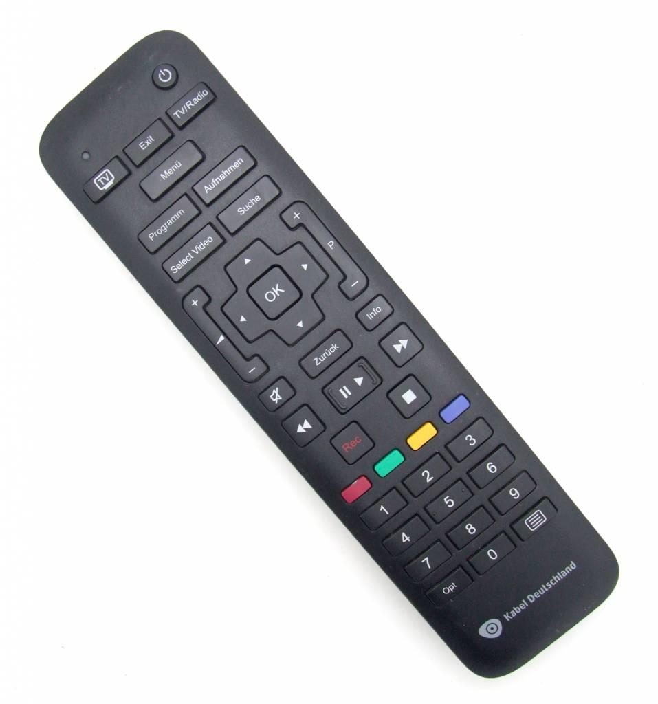 Original Kabel Deutschland remote control RC2634201/01B for Samsung und Sagemcom Kabel-Receiver 313923820561