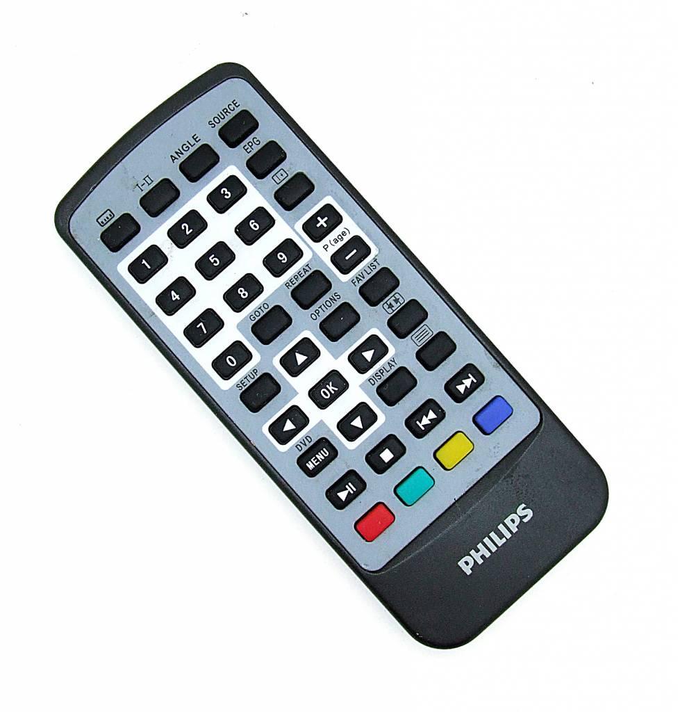 Philips Original Philips Fernbedienung 996510044329 für PD9003 DVD Player