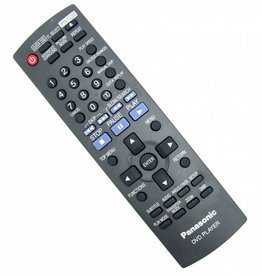 Panasonic Original remote control Panasonic for DVD-Player DVD