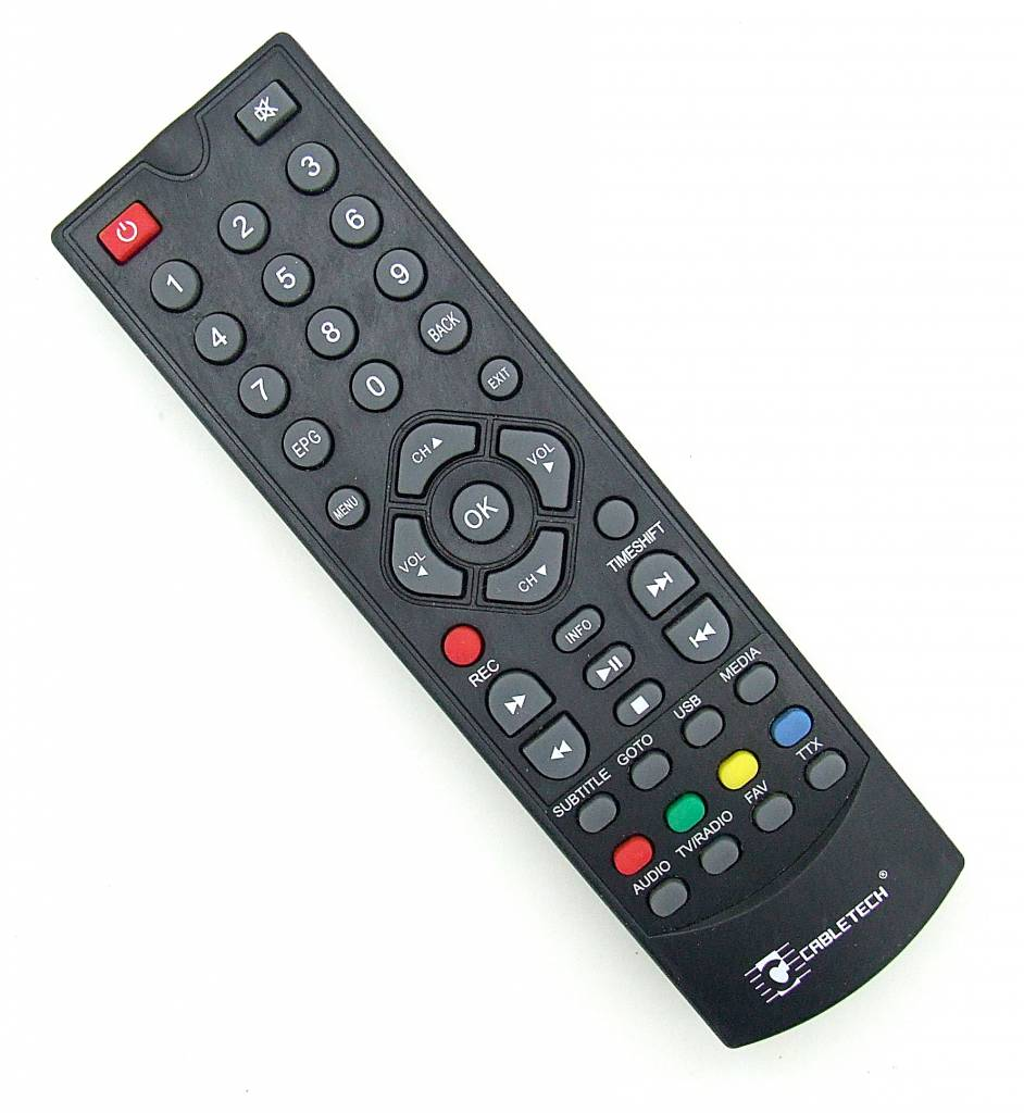 Cabletech Original remote control Cabletech URZ0198 Pilot