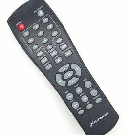 Original Fernbedienung für Superior DVD-Player DV2136