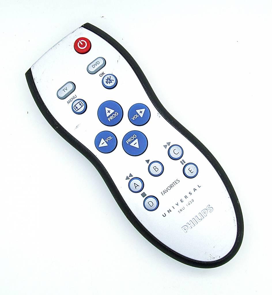 Philips Original Philips Fernbedienung SRU1020/10, SRU 1020 Universal remote control