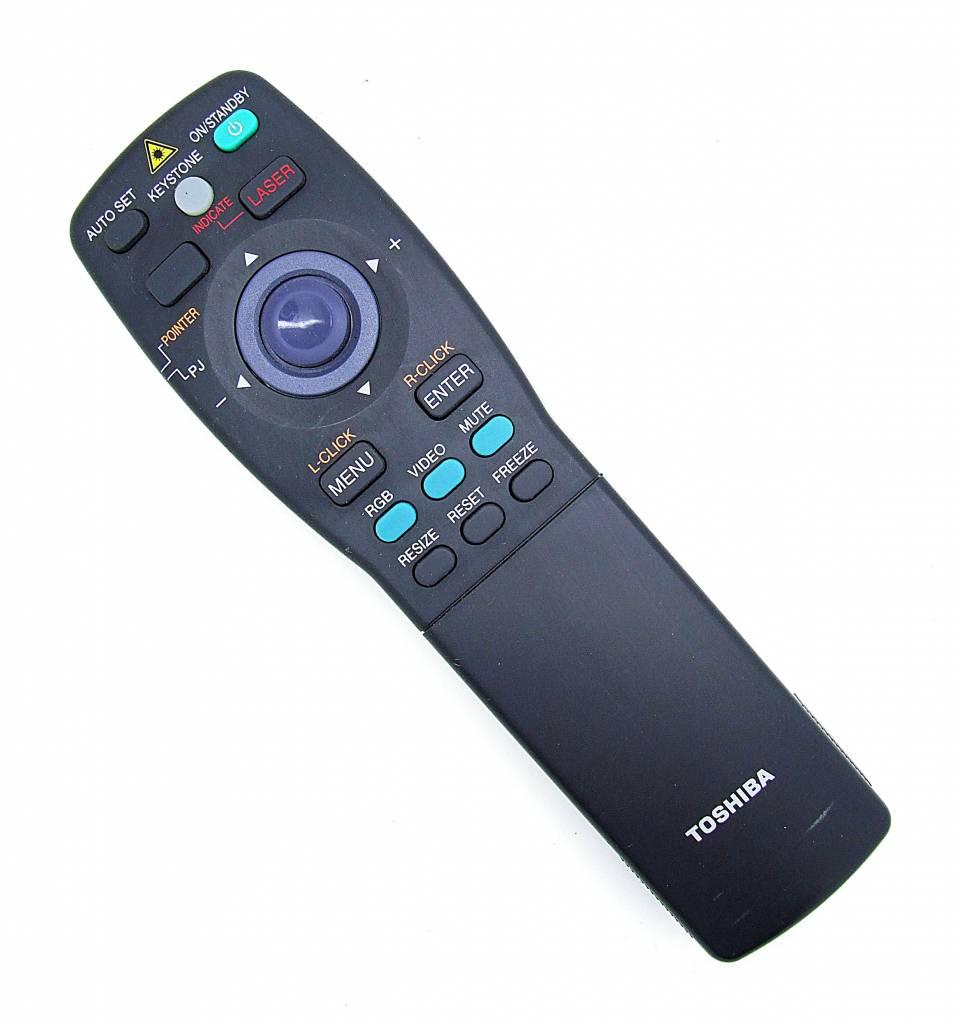 Toshiba Original Toshiba Fernbedienung CT-90109 Projektor remote control
