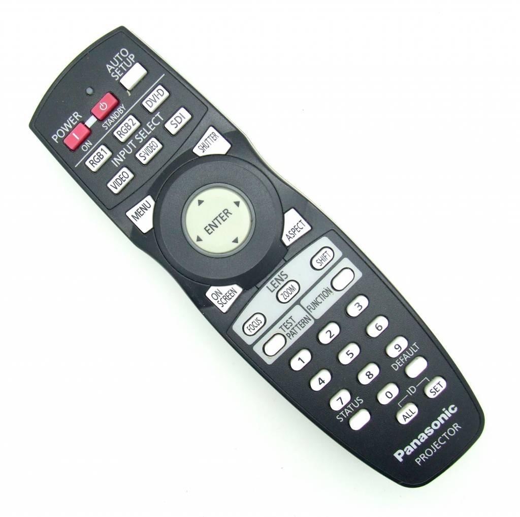 Panasonic Original Fernbedienung Panasonic N2QAYB000371 Projector Remote