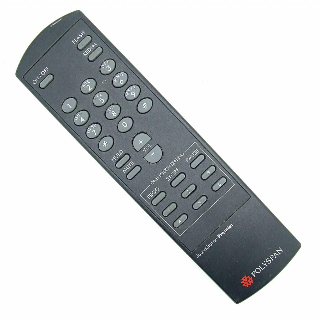 Original remote control Polyspan Soundstation Premier TCT9711