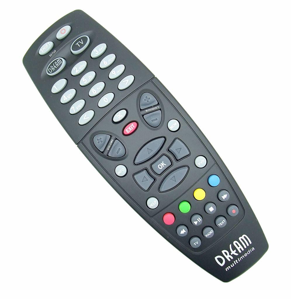Original Fernbedienung DREAM Multimedia für Dreambox DM8000 HD