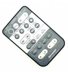 Sharp Original remote control Sharp Camcorder G0089TA