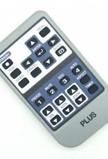 Original remote control Plus U5-V3-100R für Projector