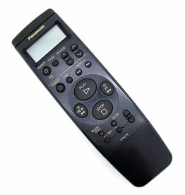 Panasonic Original Panasonic remote control VEQ1878 VTR/TV