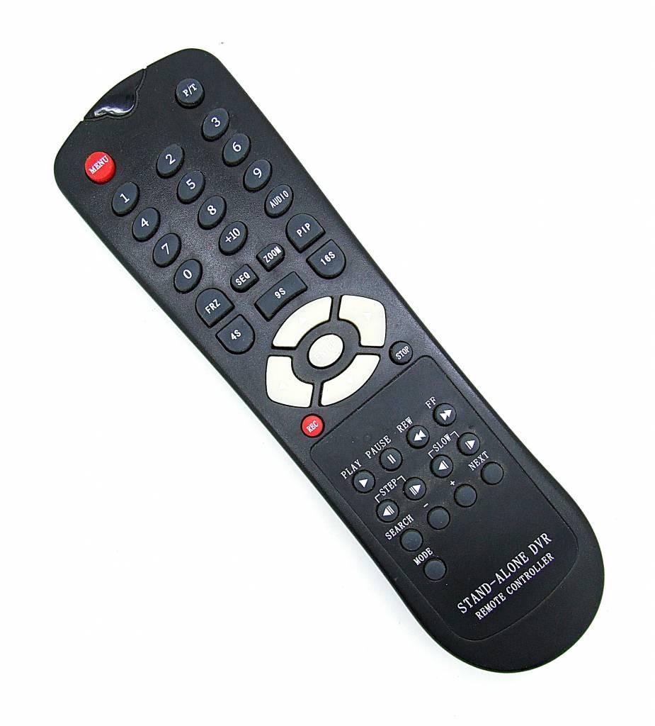 Original Stand-Alone DVR remote control, Remote controller