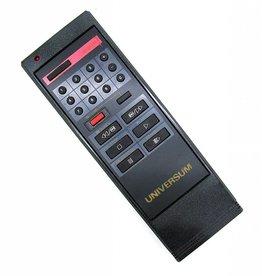 Original Universum remote control for Videorecorder