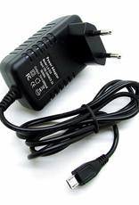 Netzteil 5V 3A LA-530 Netzstecker für Mirco USB AC Adapter