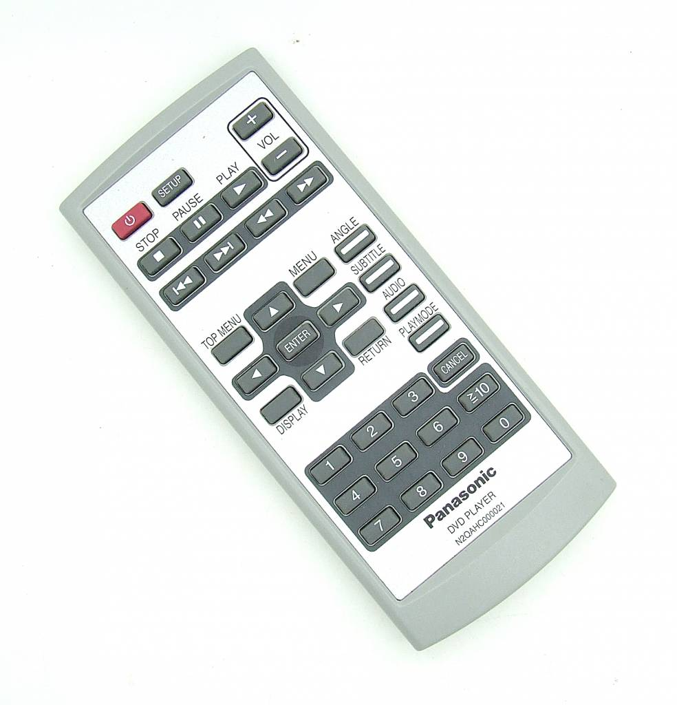 Panasonic Original Fernbedienung Panasonic N2QAHC000021 für DVD