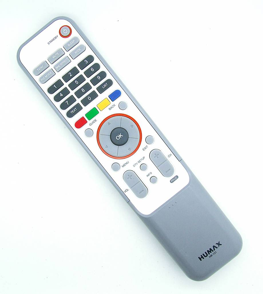 Humax Original Humx Fernbedienung NR-101 für LDE-32 LCD TV
