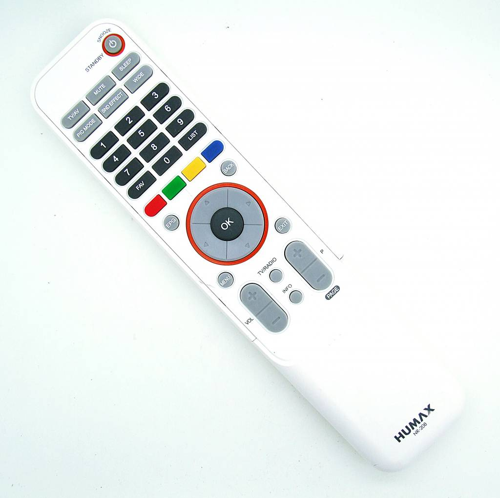 Humax Original Humax remote control NR-208 for TV