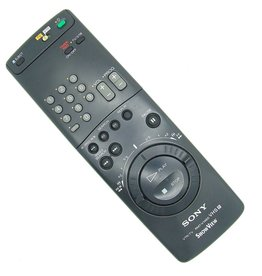 Sony Original remote control Sony RMT-V146D VHS ShowView