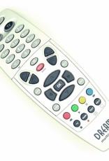 Original remote control for Dreambox DM500 Dream Multimedia silver