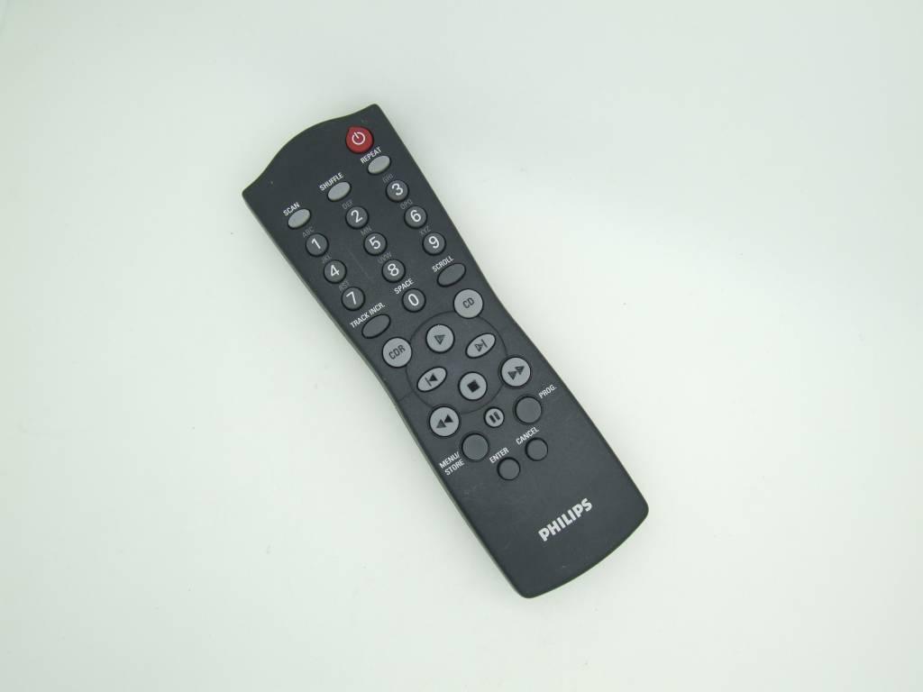 Philips Original Philips Fernbedienung 313922882011 RC 282921/01 für CDR600,CDR770, CDR950, CDR951