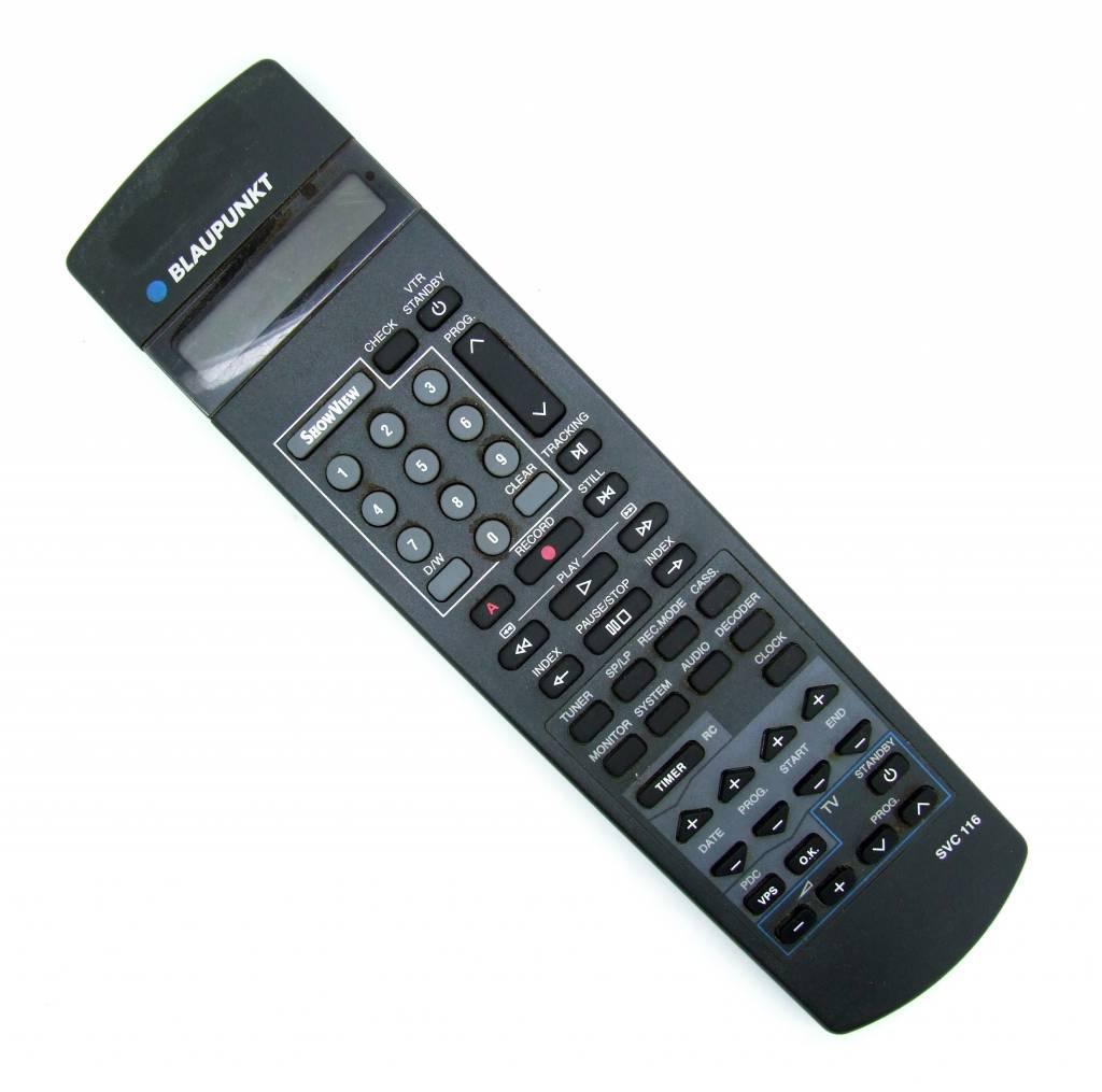 Blaupunkt Original Blaupunkt remote control SVC 116 for Video recorder