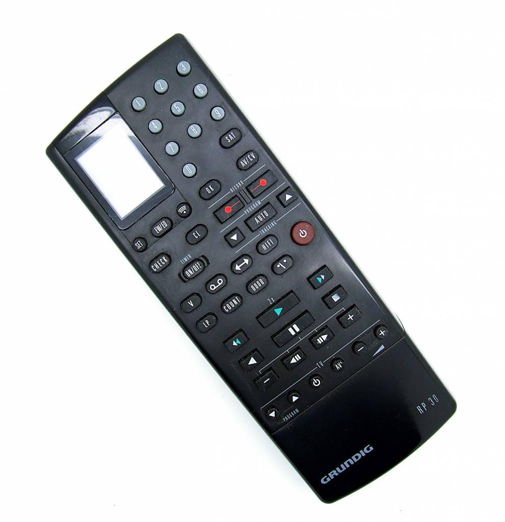 Grundig Original Grundig Fernbedienung RP 30 remote control