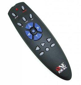 Original One for All remote control URC-3505, URC-3505B00, 31281270071 universal remote control