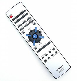 Sharp Original Sharp remote control RRMCG0041SJSA Audio System