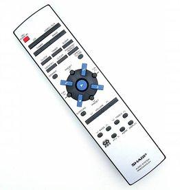Sharp Original Sharp remote control RRMCG0041SJSA Audio System