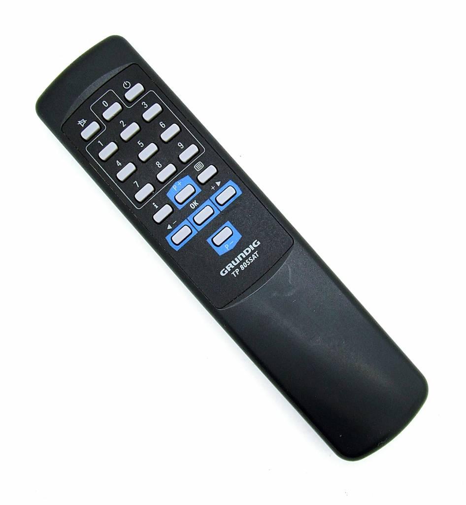 Grundig Original Grundig Fernbedienung TP 805SAT remote control