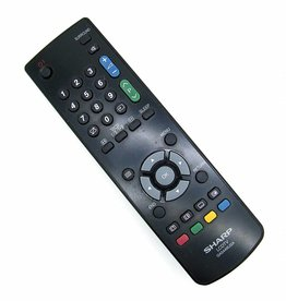 Sharp Original Sharp Fernbedienung GA544WJSA LCDTV remote control