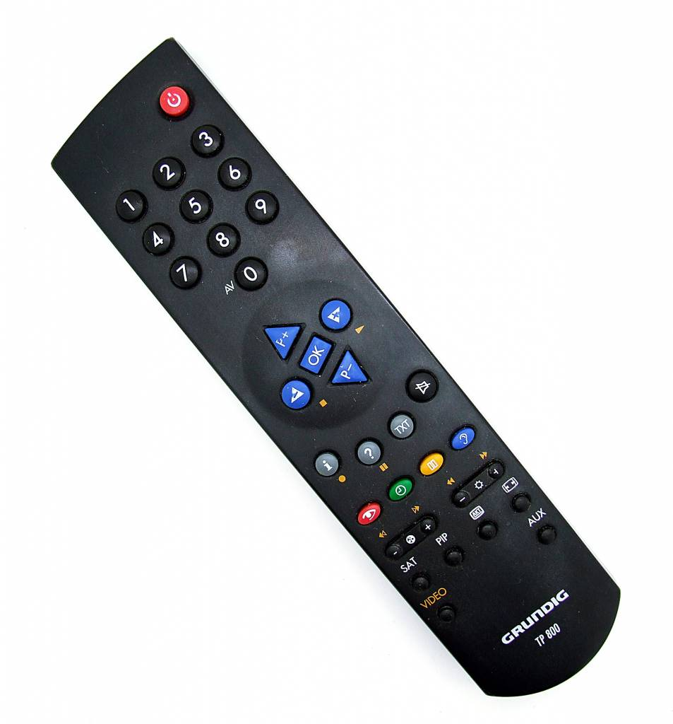 Grundig Original Grundig Fernbedienung TP 800, TP800 TV remote control