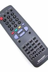 Sharp Original Sharp Fernbedienung G1071SA TV/VCR/Text remote control