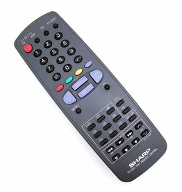 Sharp Original Sharp Fernbedienung G1071SA TV/VCR/Text remote control