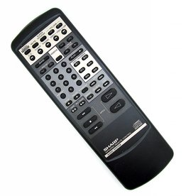 Sharp Original Sharp remote control CD-C900 RRMCG0275AFSA Infrared remote control Audio System