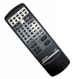 Sharp Original Sharp remote control CD-C900 RRMCG0275AFSA Infrared remote control Audio System