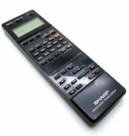 Sharp Original Sharp remote control G0417GE Videocassettenrecorder remote control