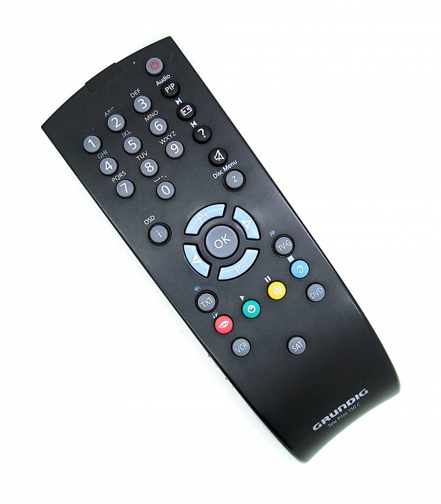Grundig Original Grundig remote control Tele Pilot 150 C, TP 150C