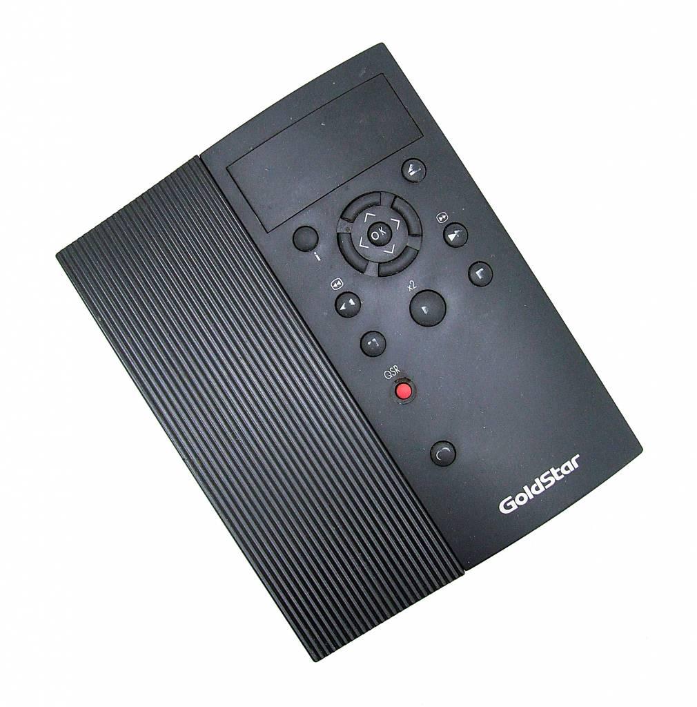 Goldstar Original Goldstar Fernbedienung Video remote control