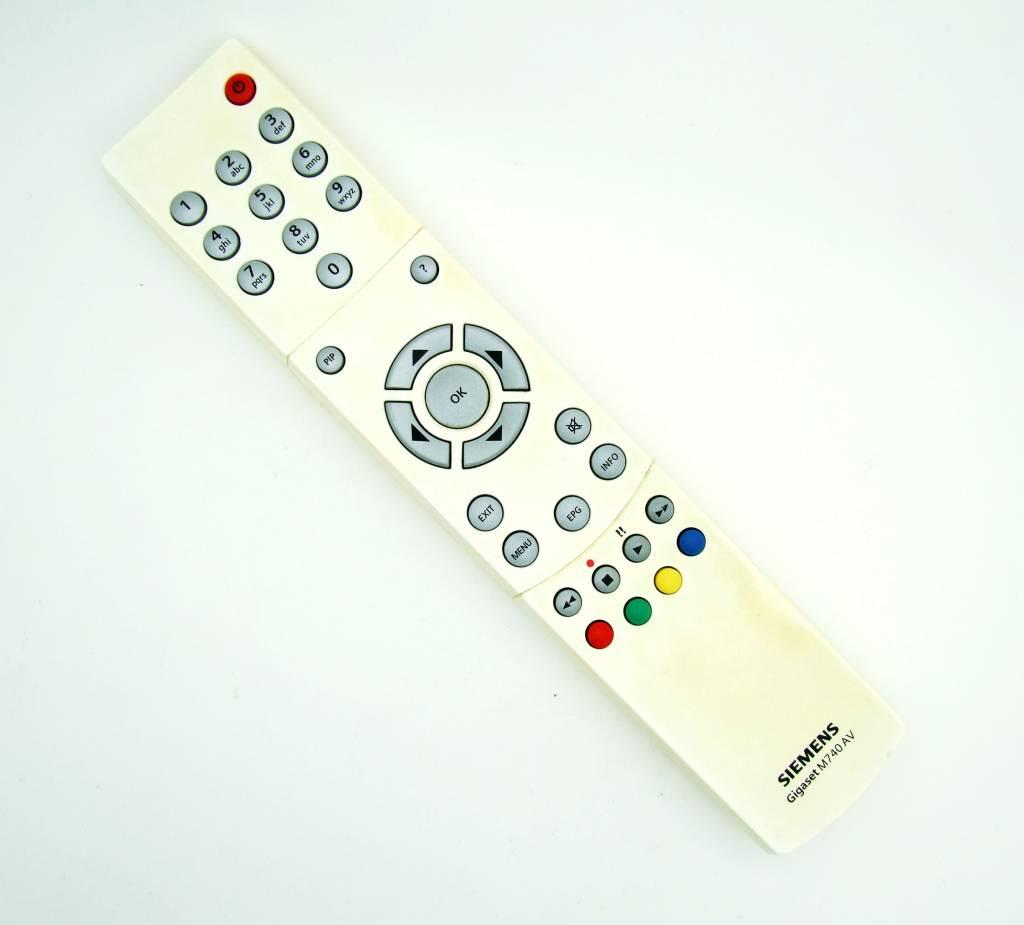 Siemens Original Siemens Fernbedienung Gigaset M740 AV TV remote control