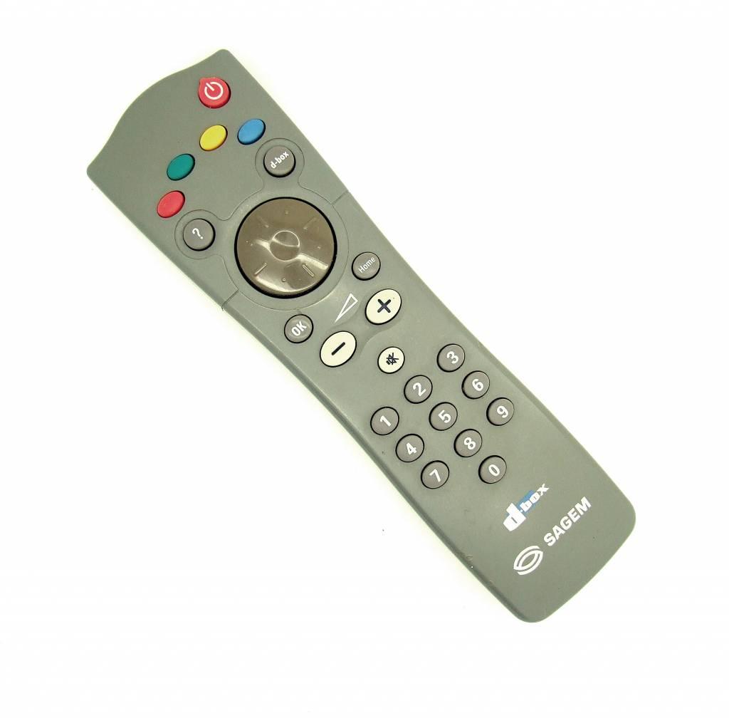 Sagem Original Sagem Fernbedienung RC2516/SA d-box remote control