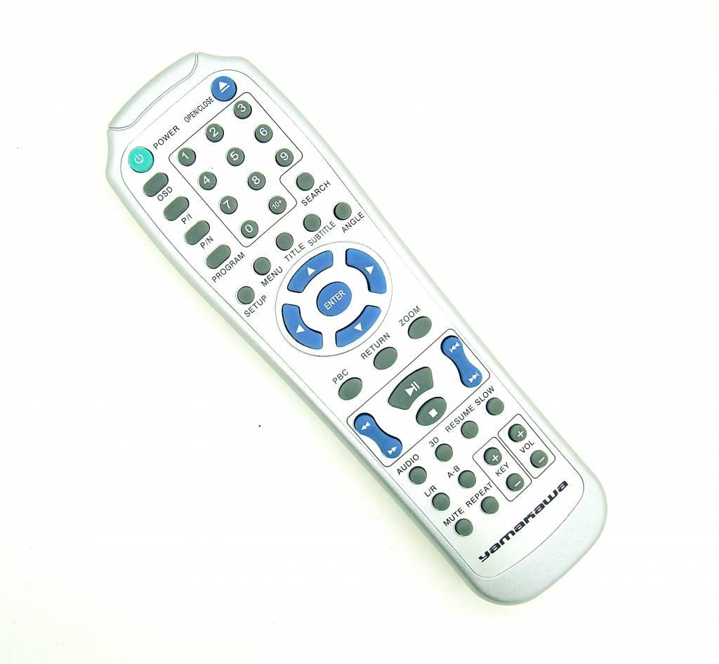 Original  Yamakawa Fernbedienung JX-9003B DVD remote control