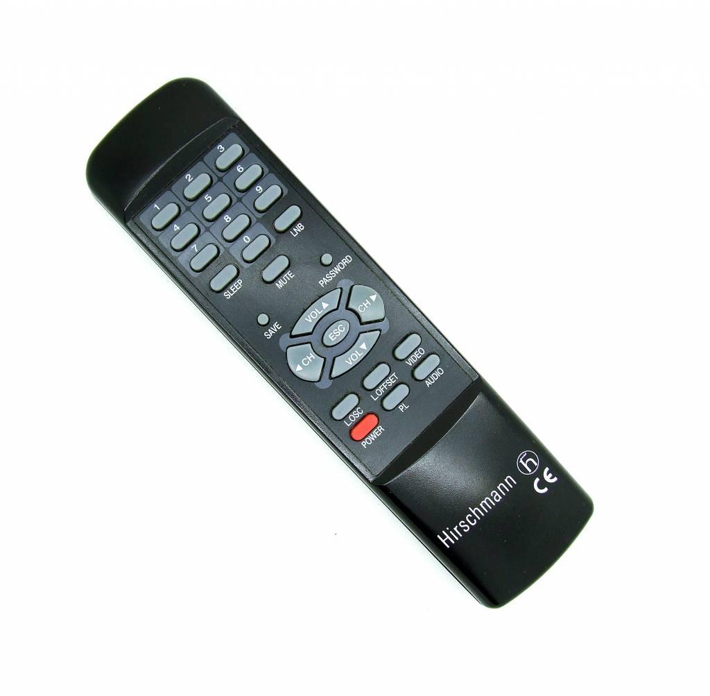Original Hirschmann Fernbedienung remote control