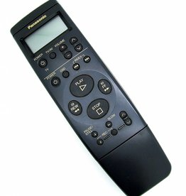 Panasonic Original Panasonic VEQ1873 VHS, videorecorder, remote control
