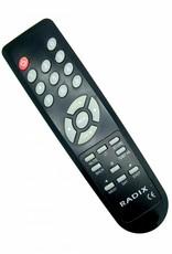 Original Fernbedienung Radix TV, SAT remote control