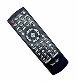 Denver Original Denver DVD Player remote control