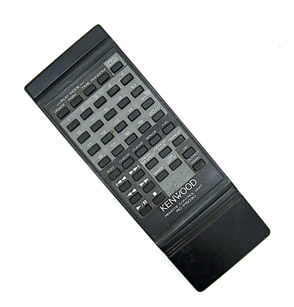 Kenwood Original Kenwood RC-P5030 HiFi remote control