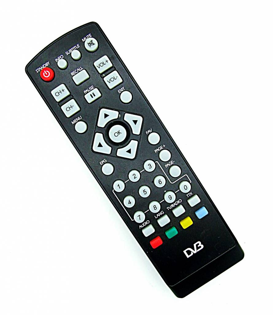 Original DVB remote control DVB-T150