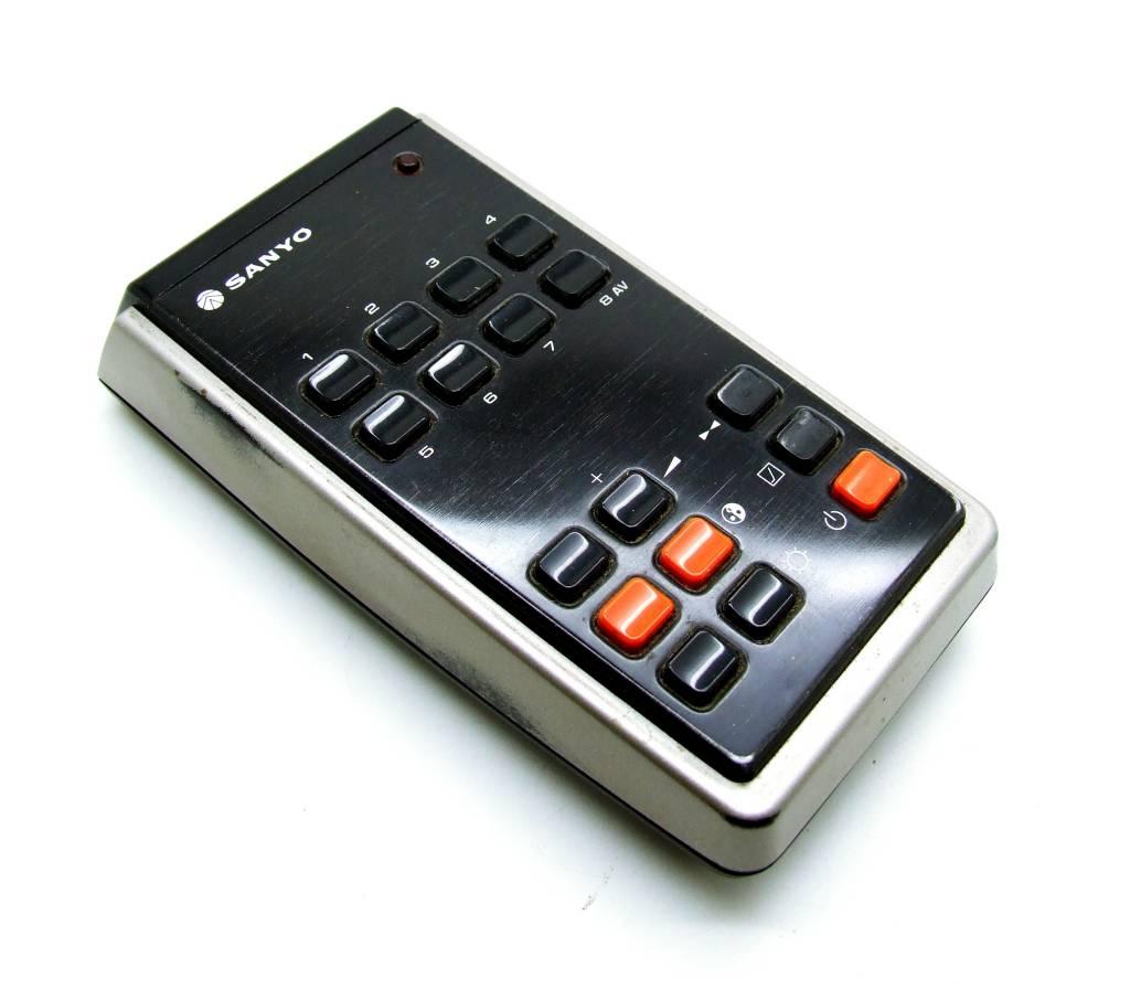 Original Sanyo TV remote control