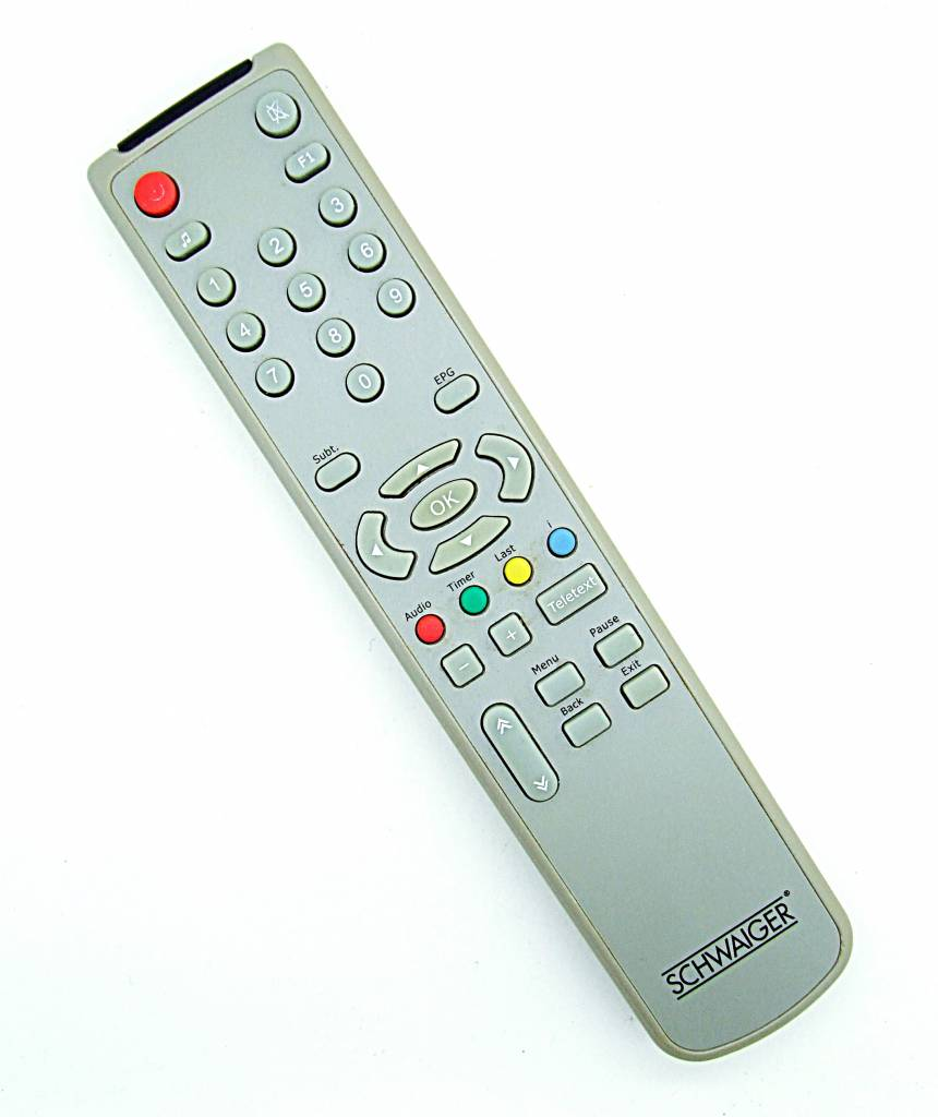 Original Schwaiger Fernbedienung TV remote control